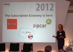 subscription economy